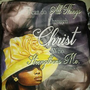 """""""I can do all things through CHRIST who Strengthen"""